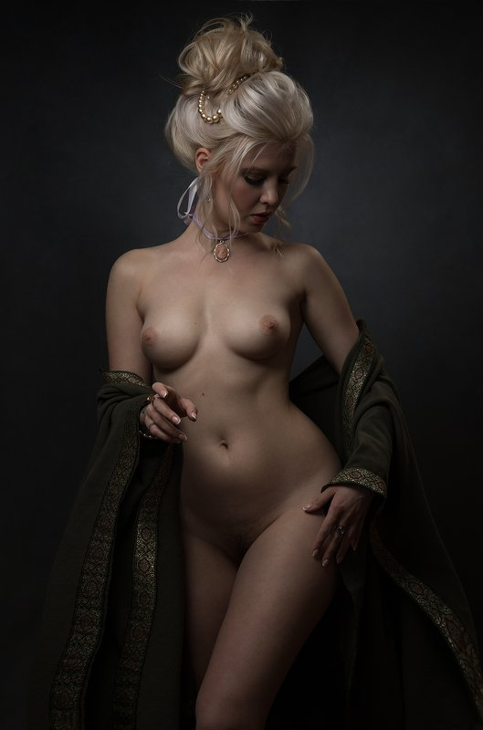 nu, nude, ню lady-in-waitingphoto preview