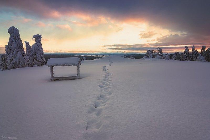 На белых камнях, Пермский крайphoto preview