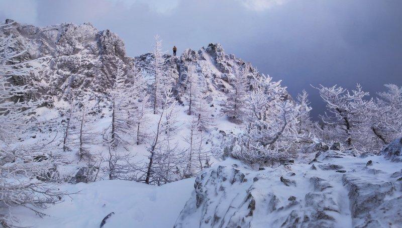 ФОТОГРАФ. На Серебрянском камне...photo preview