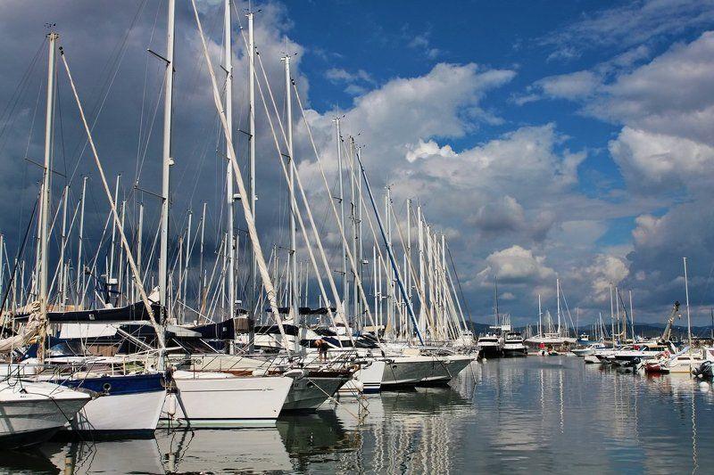 Мы пришли сегодня в порт...Сан-Тропеphoto preview