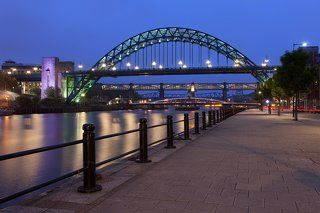 Newcastle: Tyne bridge