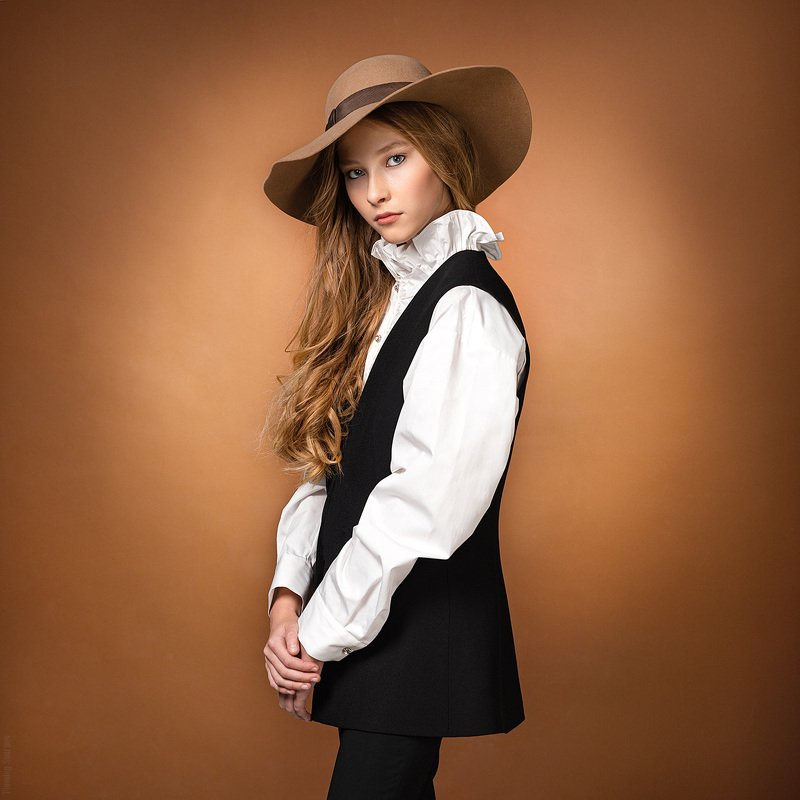 девушка, портрет, милая, cute, girl, portrait Maryphoto preview