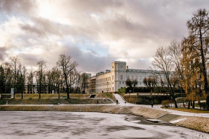 Гатчина. Большой дворецphoto preview