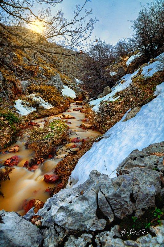 nature landscape nikon colors longexposure When the Sun Goes Downphoto preview