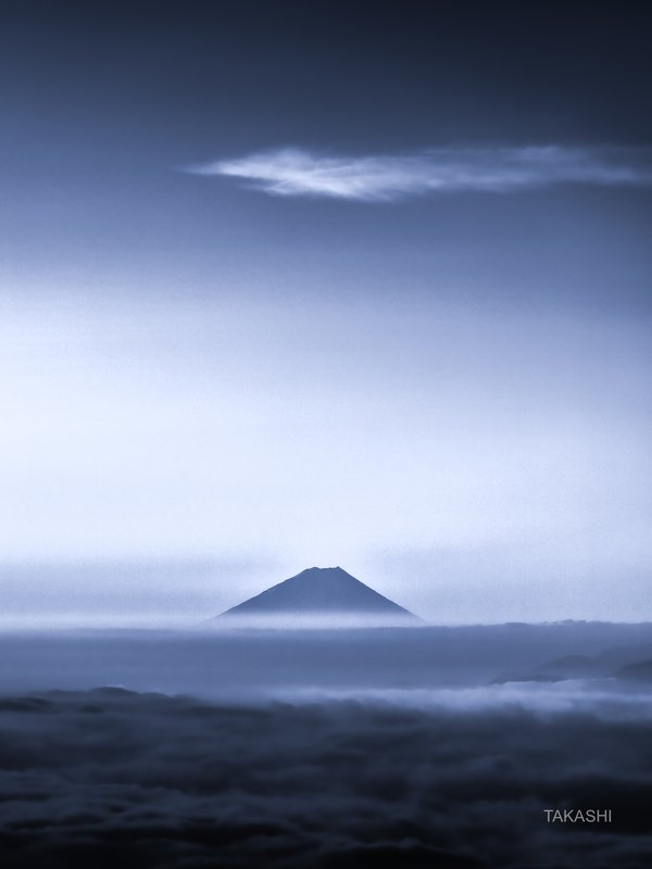 Fuji,mountain,cloud,sea of clouds,Japan,amazing, A cloud high in the sky.photo preview