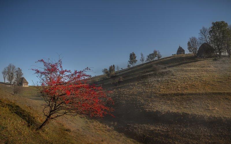 рассвет в трансильвании. Румынияphoto preview
