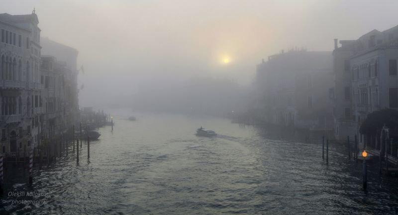 Утро в Венецииphoto preview