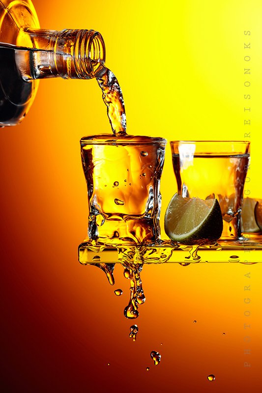 Gold tequilaphoto preview