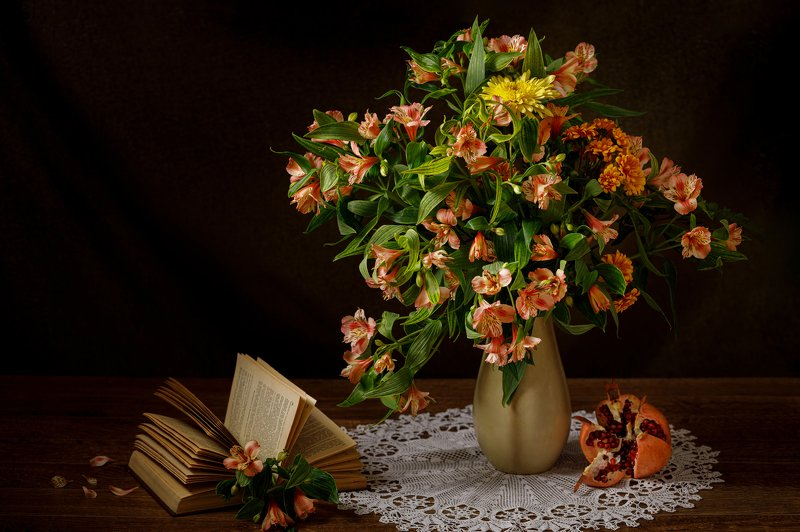 still life, flowers, home, spring, цветы, натюрморт photo preview