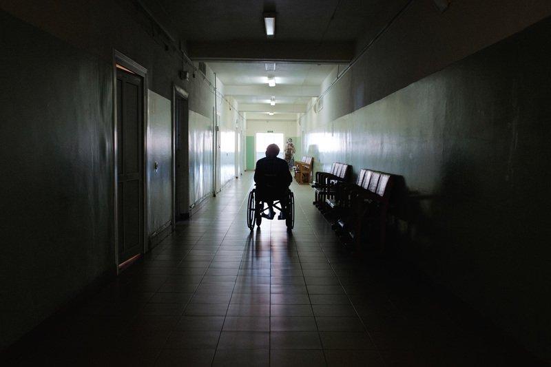 больница, репортаж, Больницаphoto preview