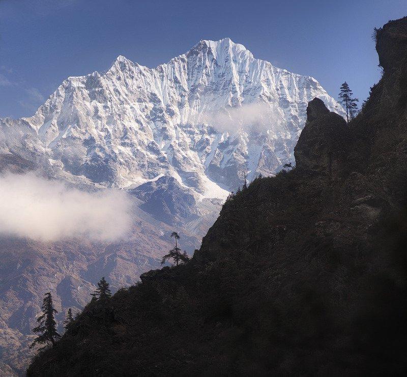 горы, гималаи, непал Гималаи...photo preview