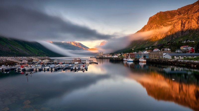landscape Gryllefjordphoto preview