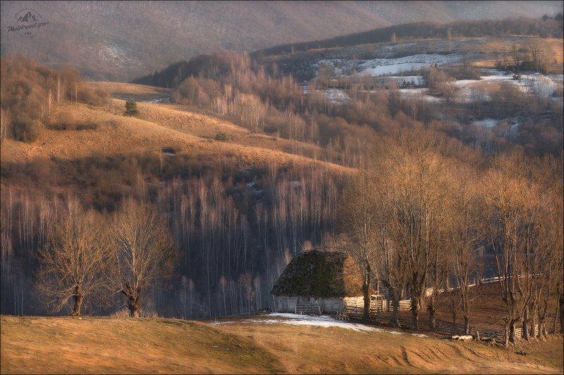 румыния, romania, apuseni, сельский пейзаж, М Е Ж С Е З О Н Ь Еphoto preview