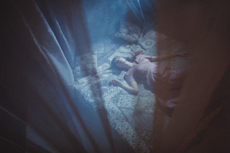 сказка, концептуальная. съемка, женский портрет Сказкаphoto preview