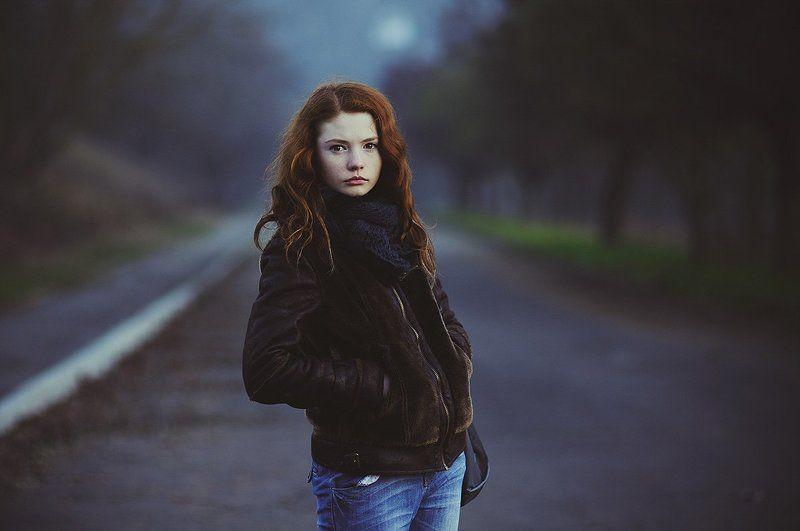 potratuire, autumn, осень, портрет Redfoxphoto preview