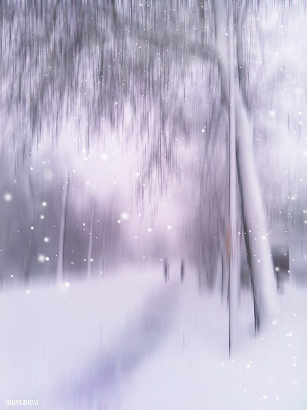 снег, город, зима, улица В объятиях зимыphoto preview