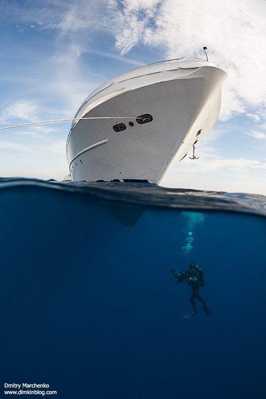сплит,underwater,split,корабль Над безднойphoto preview