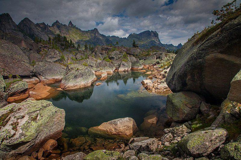 озеро Грацияphoto preview