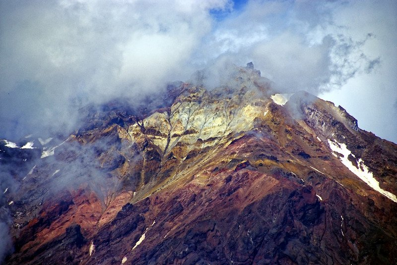 корякский, вулкан, фото, камчатка, пейзаж Корякский вулканphoto preview
