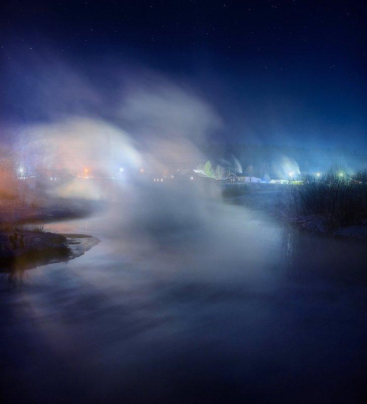 Речной туманphoto preview