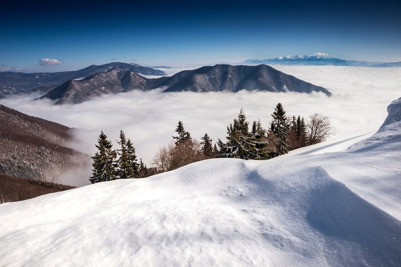 europe, mountains, slovakia Mala Fatra mountainsphoto preview
