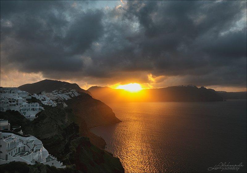 греция Остров Санториниphoto preview