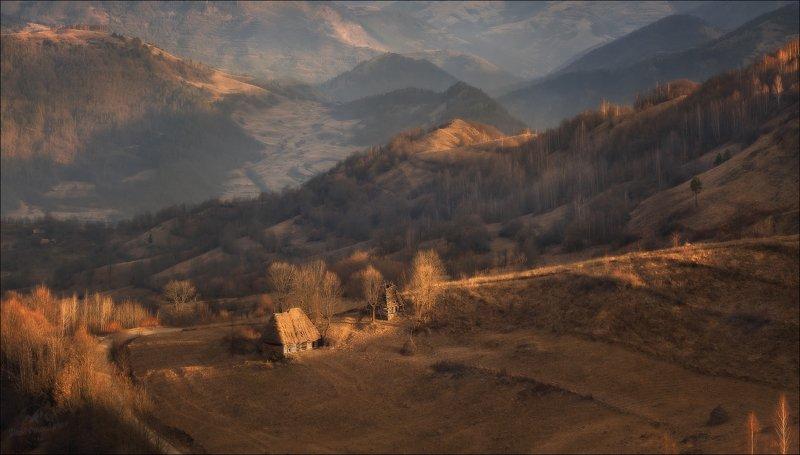 Румыния, Трансильвания, Romania, Apuseni, Munții Apuseni Трансильванская пастораль .. фото превью