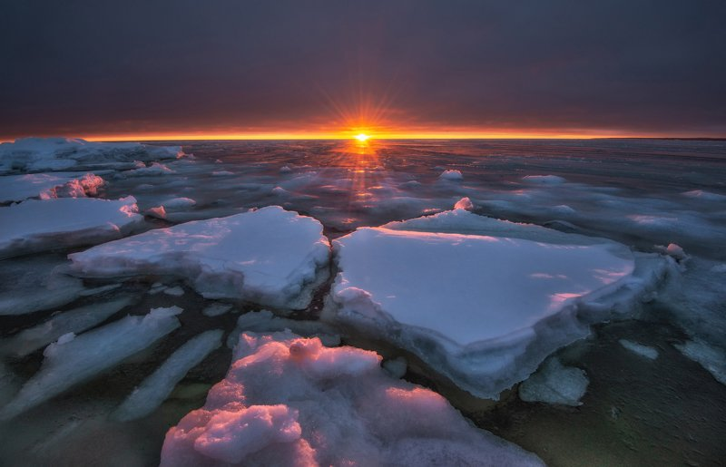 кольский Когда Белое море не совсем белое.photo preview