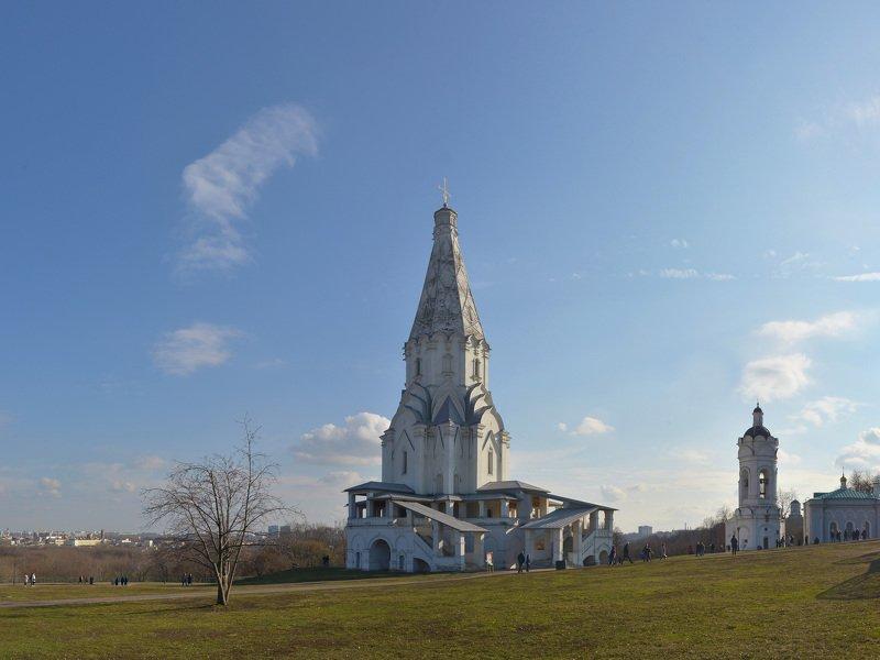 Весна в Коломенскомphoto preview