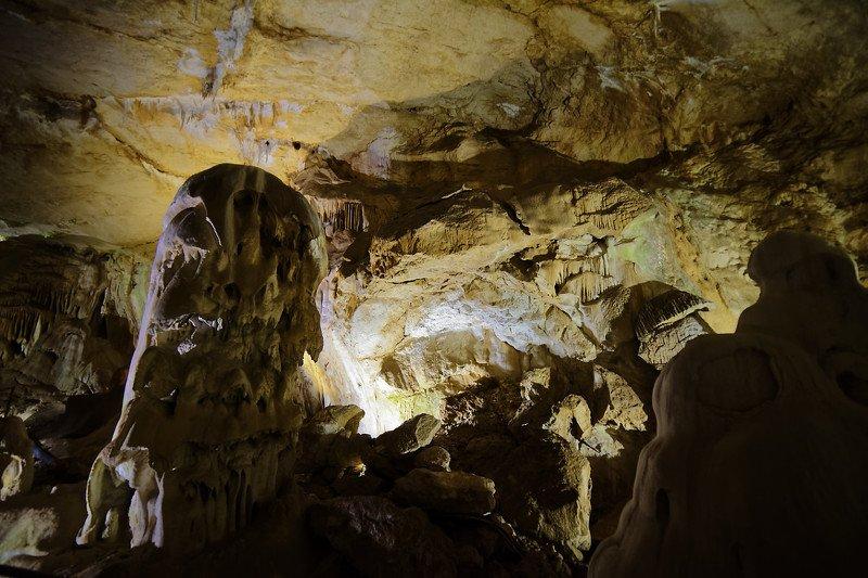 пещера, чатырдаг, фото, крым, спелео Страж пещерыphoto preview