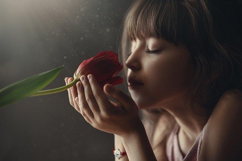 Аромат тюльпана...photo preview