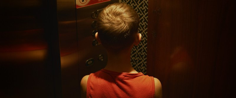 boy, elevator, head, alone, colors, colorgrade, colorgrading, cine, cinematic Boy in the elevatorphoto preview