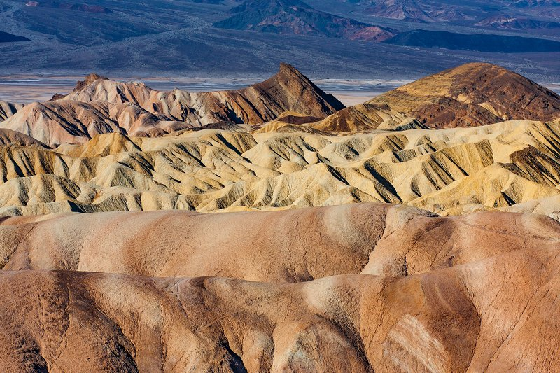 #landscape#mountains# desert Zabriskie Pointphoto preview