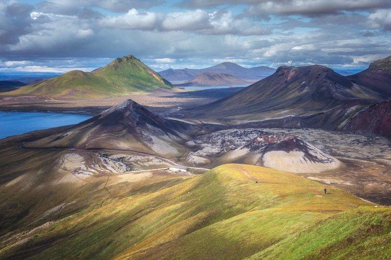 исландия,iceland по долинам и по взгорьямphoto preview