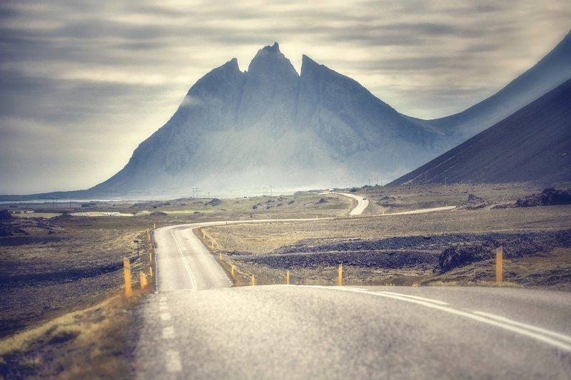 исландия,iceland Queen of the highwayphoto preview