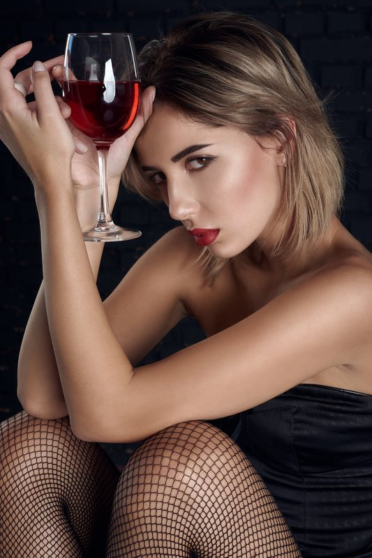 Red wine...photo preview