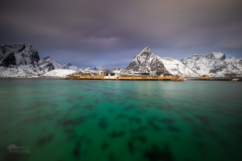 lofoten,sakrisoy,sea,clouds,sky,norway,norwegian,scandinavia,scandinavian Winter lightphoto preview