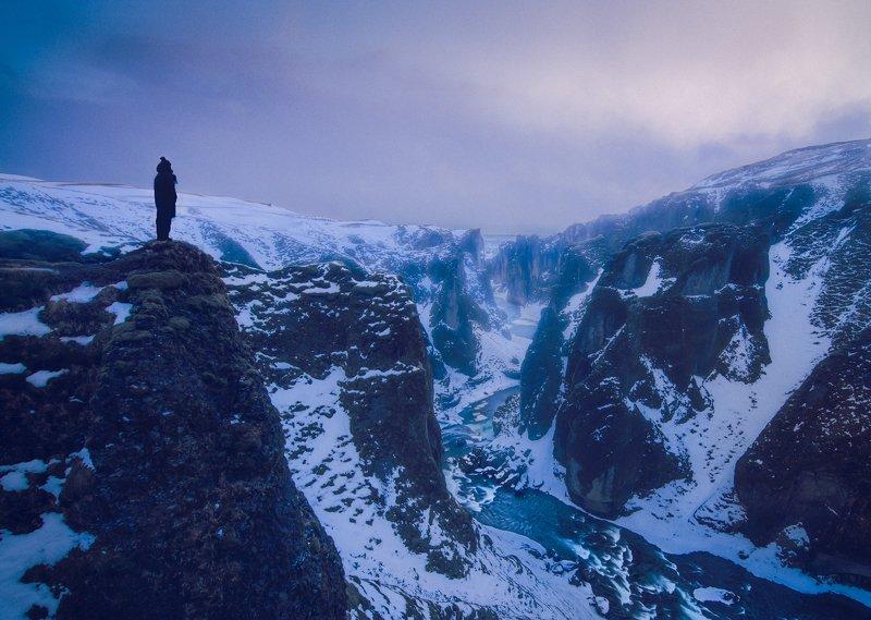 iceland, fjarðarárgljúfur Dreamy Iceland, Fjarðarárgljúfurphoto preview