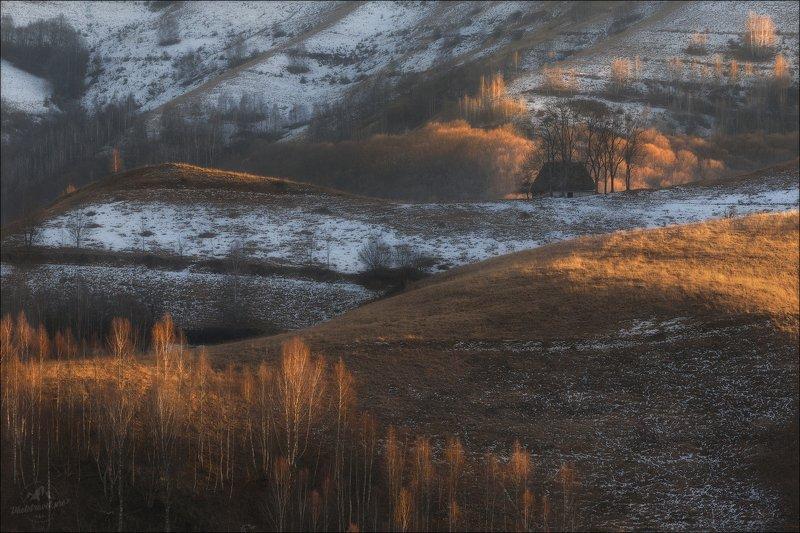 Румыния, Romania, зима, весна, Apuseni, Munții Apuseni Ожидание весны ..photo preview