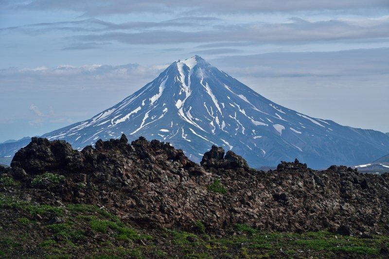 вилючинский, вулкан, фото, камчатка, никон Вилючинский вулканphoto preview