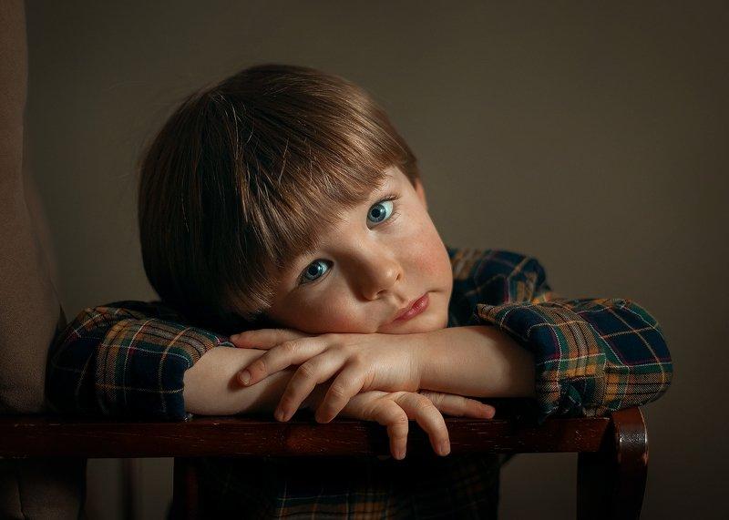 детский портрет, дети, малыш, ребенок. photo preview