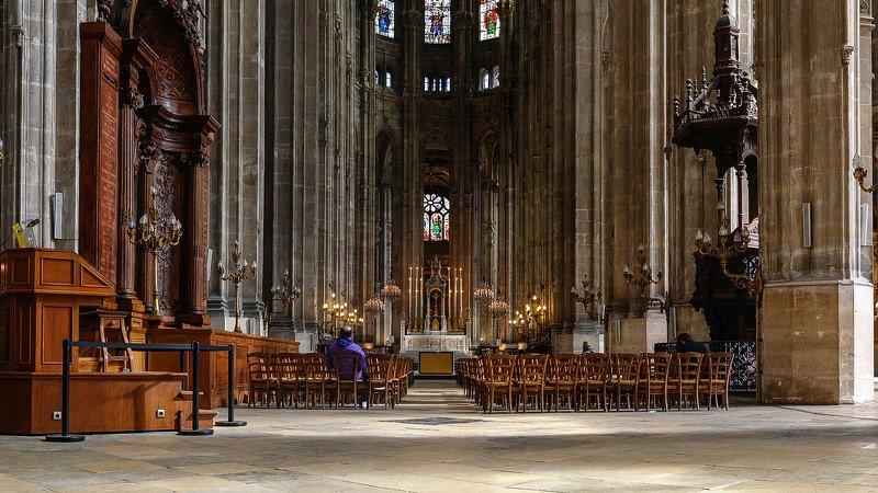 мужчина, man, молитва, prayer, готика, gothic, церковь, church Prayerphoto preview