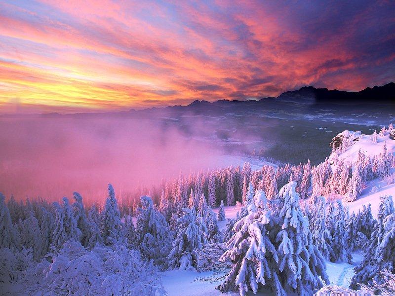 рассветные облакаphoto preview