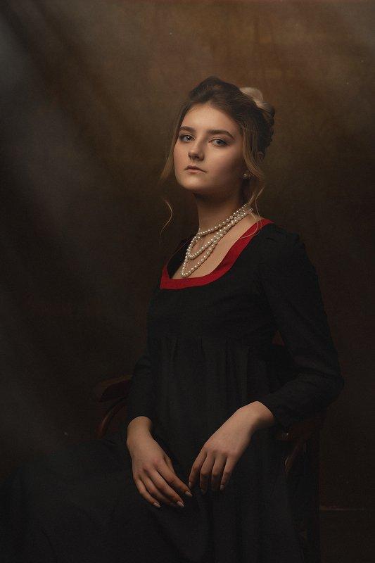 портрет Ксенияphoto preview