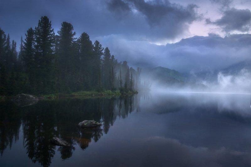 ергаки, горы, саяны, сибирь Утро в Саянахphoto preview