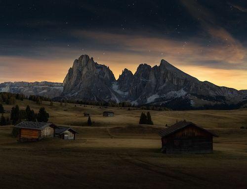 Доломити - Алпи ди Суиси