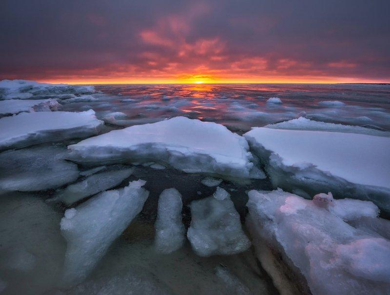 кольский Краски Белого моря.photo preview