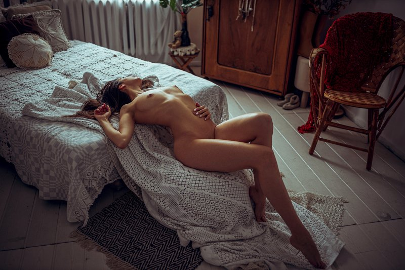 #beauty, #art, #canon, #sensual, #woman, #boudoir, #nude, #bed, #body Десиphoto preview