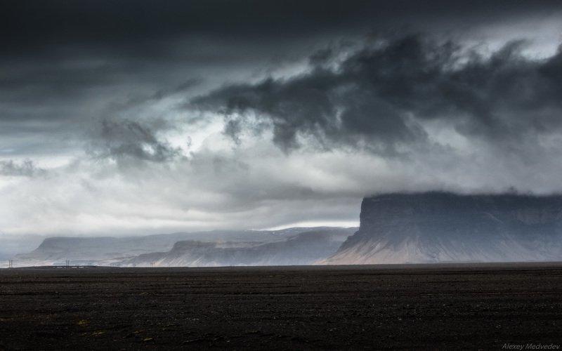 Исландия Южные берега северного островаphoto preview