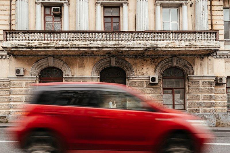 владивосток, приморье, красный, машина, автомобиль, любовь, портрет, протяжка, движение Движение - жизнь!photo preview